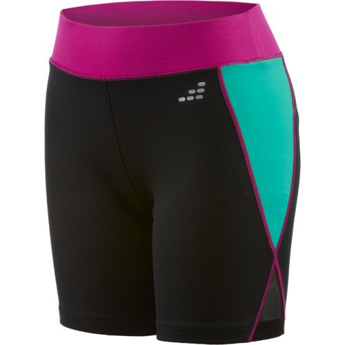 Display product reviews for BCG Women's Colorblock Powermesh Short