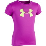 Under Armour™ Toddler Girls' Big Logo T-shirt