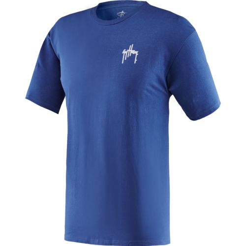 Guy Harvey Men's Marlin Logo Print Graphic T-shirt