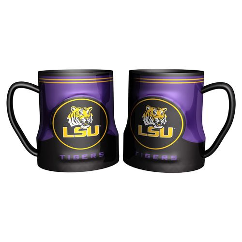Boelter Brands Louisiana State University Gametime 18 oz. Mugs 2-Pack - view number 1