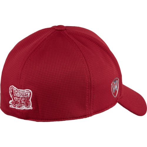 Top of the World Men's University of Oklahoma Booster Plus Cap - view number 2