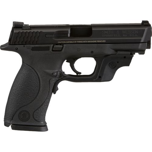 Smith & Wesson M&P9 Crimson Trace Green Laserguard 9mm Pistol - view number 1