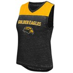 Colosseum Athletics Women's University of Southern Mississippi Kiss Cam Tank Top