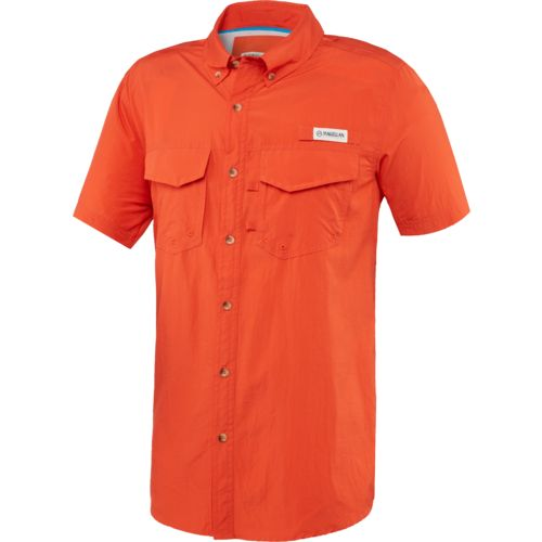 Magellan outdoors men 39 s coastal chill short sleeve for Magellan fishing shirts