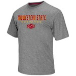 Colosseum Athletics Men's Midwestern State University Arena Short Sleeve T-shirt