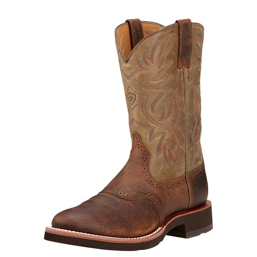 Ariat Men's Heritage Crepe Western Boots - view number 2
