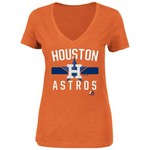 Majestic Women's Houston Astros One Game at a Time T-shirt