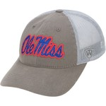 Top of the World Women's University of Mississippi Charisma 2-Tone Adjustable Cap