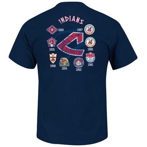 Majestic Men's Cleveland Indians Last Rally T-shirt