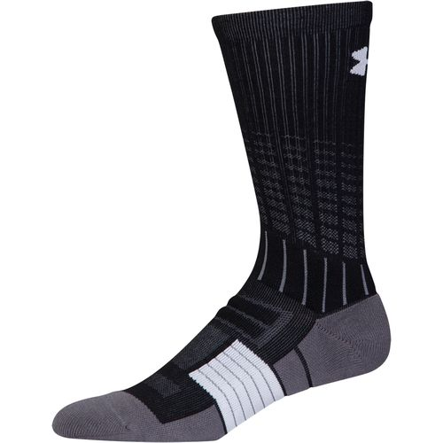 Under Armour Adults' Unrivaled Crew Socks - view number 1