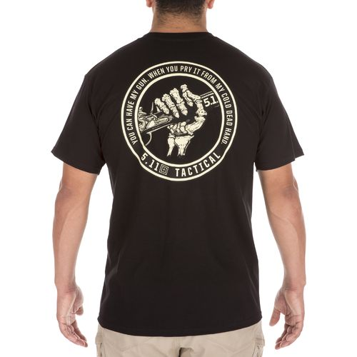 5.11 Tactical Men's Cold Dead Hands Graphic T-shirt