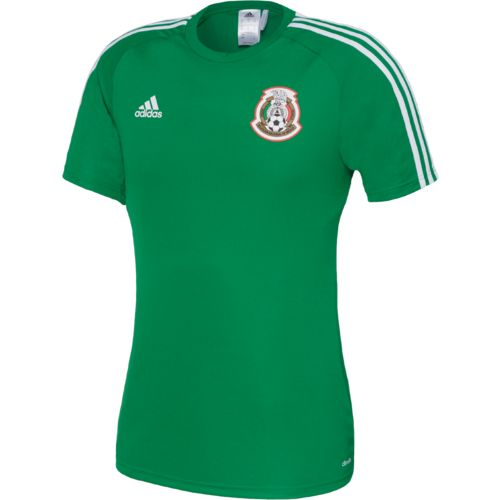 adidas™ Men's Mexico Home Fan Soccer T-shirt