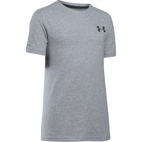 Under Armour™ Boys' Charged Cotton® Short Sleeve T-shirt