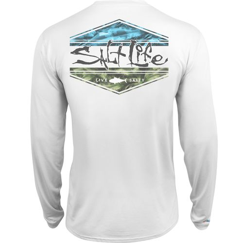 Salt Life Scheme SLX Long Sleeve T-Shirt