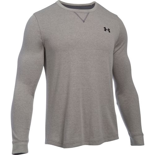 Under Armour Men's Waffle Crew T-shirt - view number 1