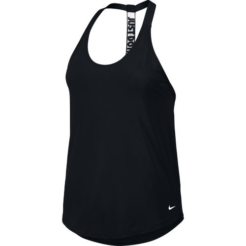 Nike Women's Elevate Elastika Just Do It Tank