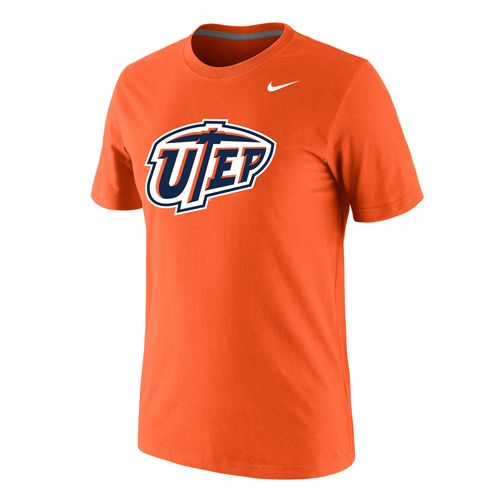 Nike™ Men's University of Texas at El Paso Logo T-shirt