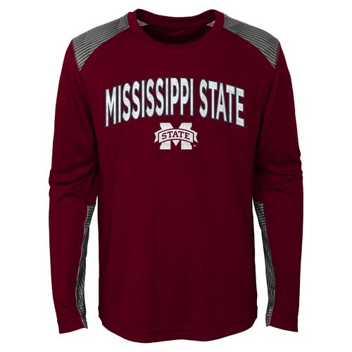 NCAA Boys' Mississippi State University Ellipse T-shirt