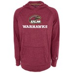 Champion™ Men's University of Louisiana at Monroe Raglan Pullover Hoodie