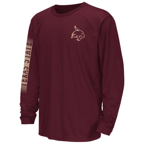 Colosseum Athletics™ Juniors' Texas State University Long Sleeve T-shirt