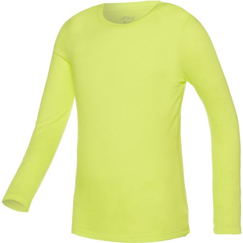 BCG Girls' Lifestyle Long Sleeve Basic T-shirt