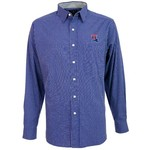 Antigua Men's Louisiana Tech University Division Dress Shirt