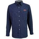 Antigua Men's University of Mississippi Division Dress Shirt
