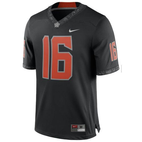 Nike Men's Oklahoma State University Home Game Jersey