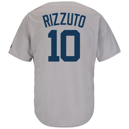 Majestic Men's New York Yankees Phil Rizzuto #10 Cool Base Cooperstown Jersey