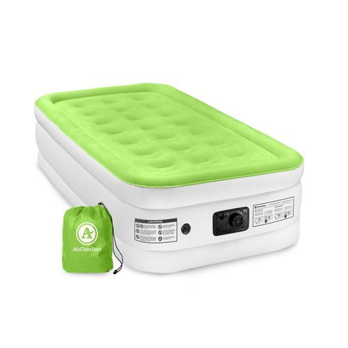 Air Comfort Dream Easy Twin-Size Raised Airbed with Built-In Electric Pump - view number 4