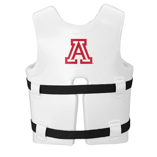 TRC Recreation Kids' University of Arizona Super Soft™ Life Vest - view number 2