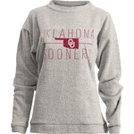 Three Squared Juniors' University of Oklahoma Odessa Terry Top