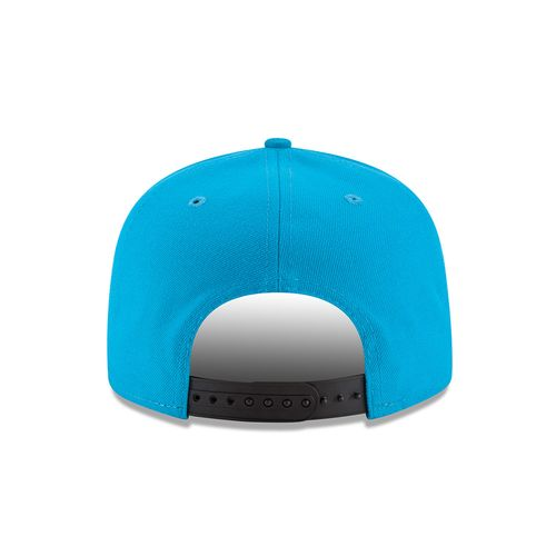 New Era Men's Carolina Panthers 9FIFTY® State Clip Snap Cap - view number 2