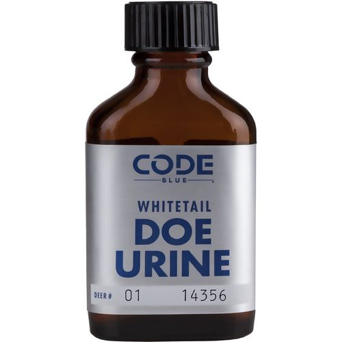 Code Blue 1 fl. oz. Whitetail Doe Urine - view number 1
