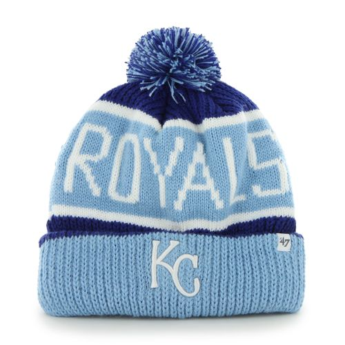 '47 Kansas City Royals Calgary Cuff Knit Cap