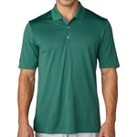 adidas™ Men's climacool® Pencil Stripe Polo Shirt