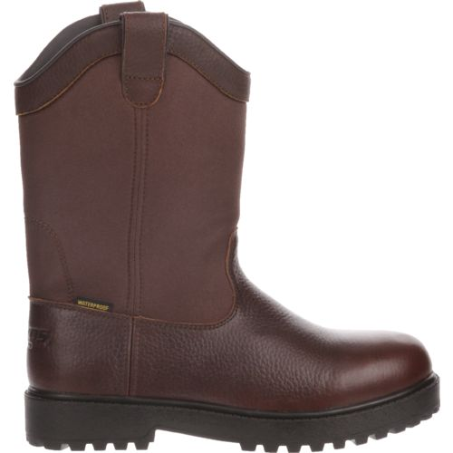 Display product reviews for Brazos Men's Ironmite II Wellington Boots