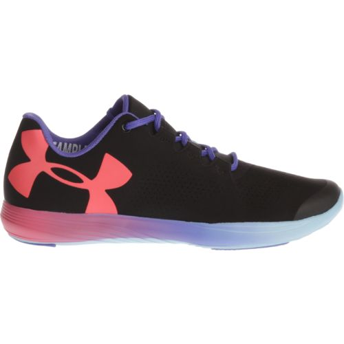 Under Armour Girls' Precision Low Ombre Shoes