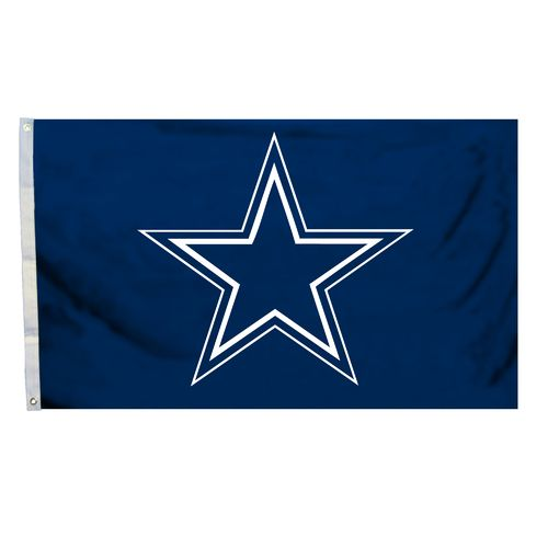 Fremont Die Dallas Cowboys 3' x 5' Flag - view number 1