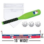 Franklin MLB Learn to Play Baseball Set - view number 1