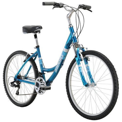 Diamondback Women's Serene Classic 26' 21-Speed Comfort Bike