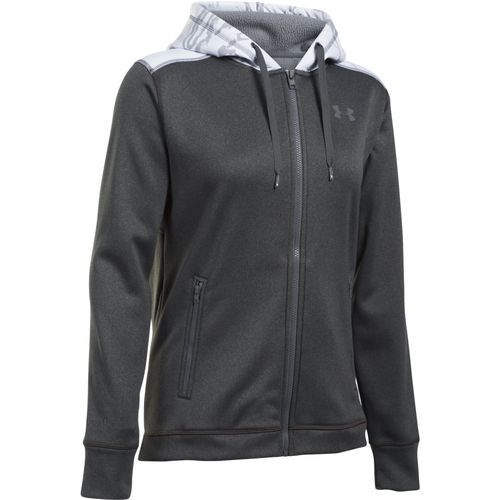 Under Armour Women's Icon Caliber Full Zip Hoodie