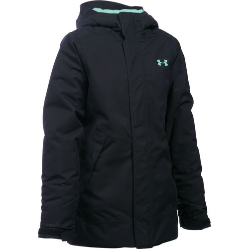 Under Armour Girls' ColdGear Infrared Powerline Insulated Jacket