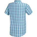 Magellan Outdoors Men's Padre Island Plaid Short Sleeve Shirt - view number 2