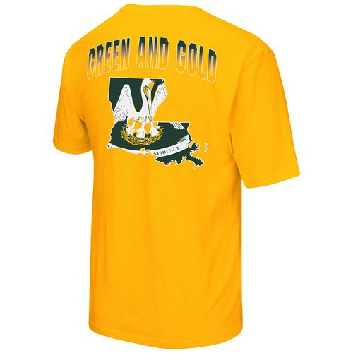 Colosseum Athletics™ Men's Southeastern Louisiana University Golden Boy T-shirt