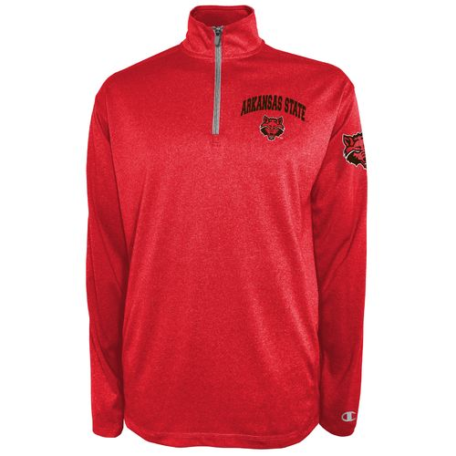 Champion™ Men's Arkansas State University Victory 1/4 Zip Pullover