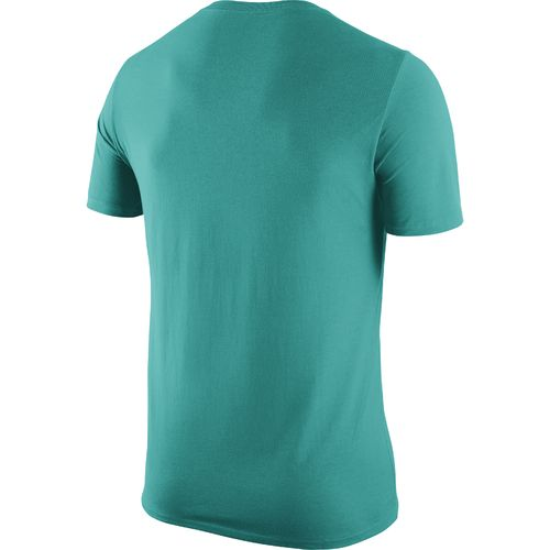 Nike™ Men's Miami Dolphins Essential Wordmark T-shirt - view number 2