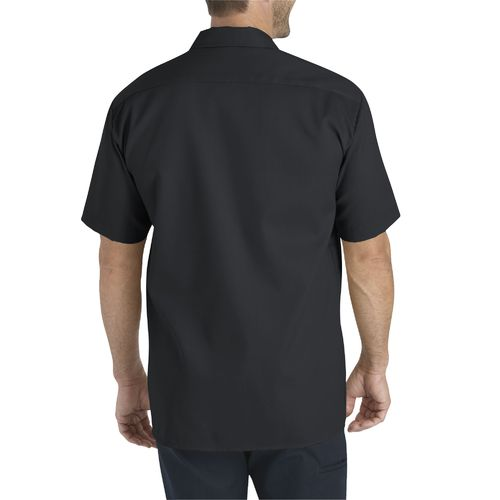 Dickies Men's Flex Relaxed Fit Short Sleeve Work Shirt - view number 2