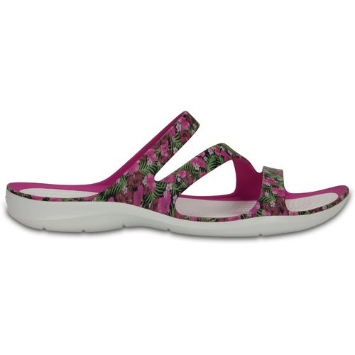 Crocs™ Women's Swiftwater Graphic Sandals