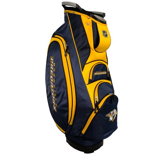 Team Golf Nashville Predators Victory Golf Cart Bag - view number 1